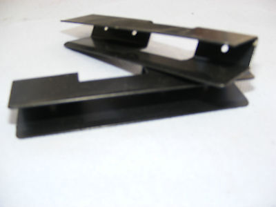 "CLASSIC MINI COOPER, ""S"" TYPE,RILEY ELF& HORNET.PAIR(2) REAR BOOT BOARD BRACKET"