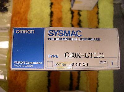 Omron Sysmac Programmable Controller C20k-etl01 Training Program