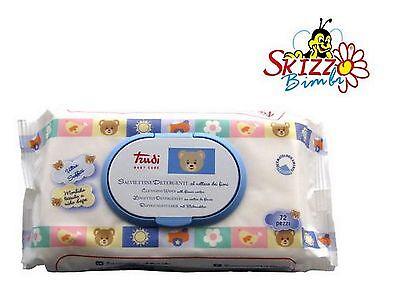 Trudy Baby Care Salviettine Detergenti 72pz NUOVA