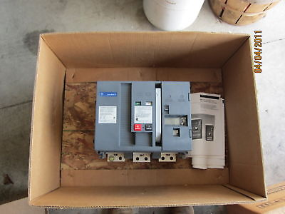 GE General Electric PowerBreak II 2000 Amp Breaker