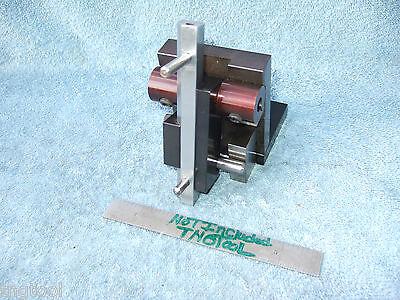 Sine Slide Wheel Dresser Blackened Tapped Toolmaker Precise Grind Wheel Angle Qa