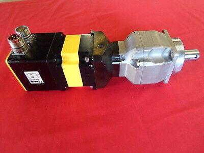 Parker Servo Motor Be341fr-npsb Apex Dynamics Af075-s2-p2 Gear Reducer