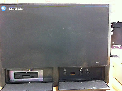 Allen Bradley 6180-adbdfgazczz Industrial Computer No Built-in Monitor
