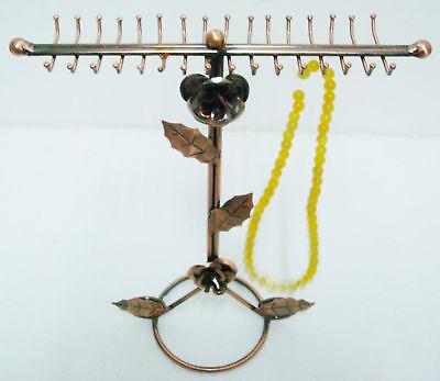 Necklace Bracelet 32 Hooks Display Stand Rack Holder