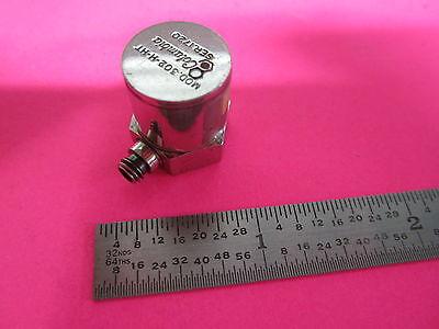 Columbia Model 302-h-ht Piezoelectric Accelerometer Calibration Vibration