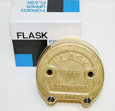 Dental Lab Press Compress Upper Flask Ejector Type Forged Brass Dental Emporium