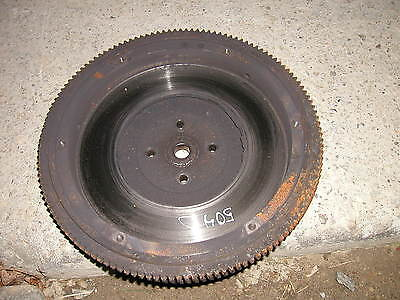 Farmall 504 Diesel Rowcrop Tractor Orignal Ih Engine Motor Flywheel Ring Gear