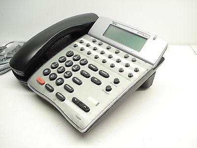 Nec Dterm Series I Telephone Dtr-16d-2 Black Refurbished
