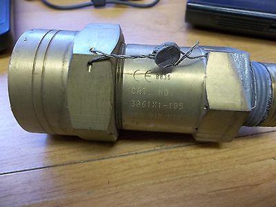 Carrier Chiller Eb51fz301 Pressure Relief Valve York Trane Chiller