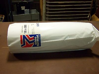 Star Forms Media Copy 20 18 X 500 Ft Wide Format Paper White 2 Rolls Cad New