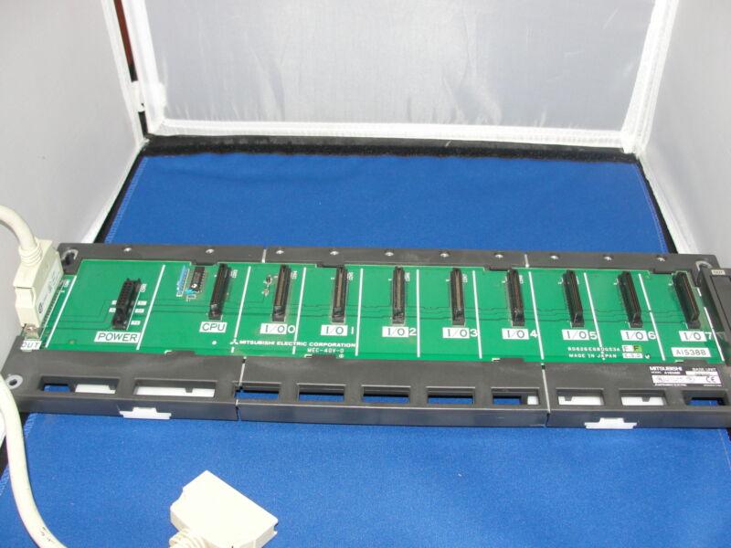 Mitsubishi Extension Rack A1S38B Base Unit 7-slot