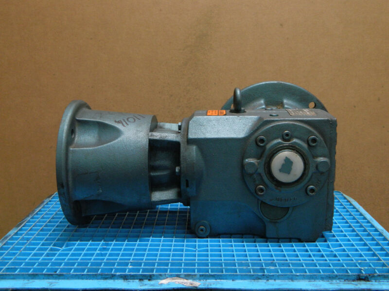 SEW-EURODRIVE SPEED REDUCER GEARBOX KAF66LP184TC 19.02:1 RATIO 3980 TORQUE NEW