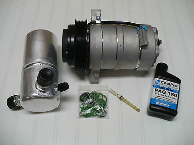 NEW A/C AC COMPRESSOR KIT FITS: 1994-2002 CADILLAC ELDORADO (4.6L)