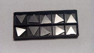 New 10pcs Tpg-321 C5 Carbide Inserts
