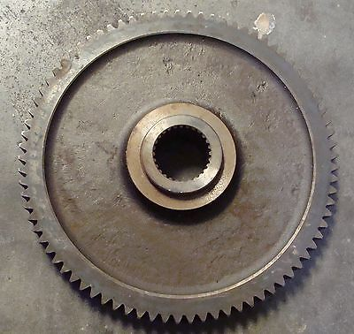 Ford New Holland Tractor Pto Gear 81 Tooth 2 Speed Pto E8nn726aa 83983641