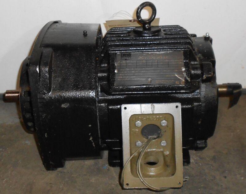 Reman - Lincoln Motors 1 HP Electric Motor 1170 RPM 11535WT