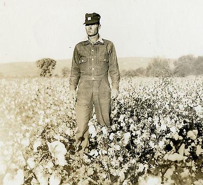 VINTAGE DENIM FARM FASHION ARTISTIC PROUD AMERICAN VERNACULAR PHOTOGRAPHY PHOTO