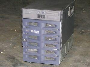 SUN MICROSYSTEMS SUN FIRE V880 SERVER (4) x 1.05GHZ PROCESSORS, 8GB RAM
