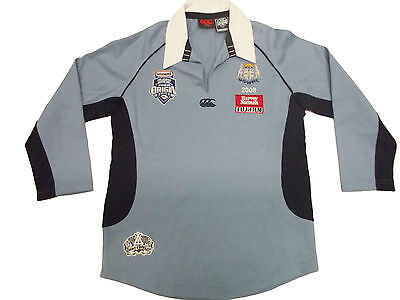 Canterbury Ccc Rugby Hemd Neu South Wales State Of Herkunft Mala Blues Damen - Canterbury Damen Rugby