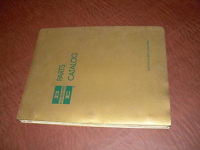 Bucyrus-erie Shovel Crane Hoe Excavator Parts Catalog Manual 40 65h Bucyrus Erie