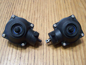 2 Traxxas 4910 2.5 T-maxx Differential Front & Rear Diff Ring Pinion 3906 E-maxx