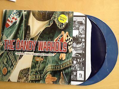 Dandy Warhols 13 Tales Double 12  Lp Colored Vinyl Us Only   Mint  M  Rock Indie