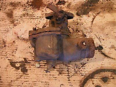 Cockshutt 30 Tractor Original Zenith Carburetor