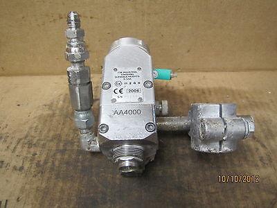 Binks Mag Itw Industrial Automatic Air Assist Spray Gun Aa4000 100 Psi 4000 Psi