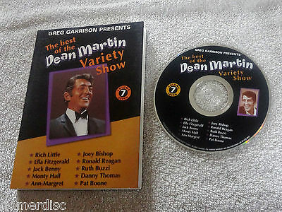 The Best of the Dean Martin Variety Show Volume 7 DVD Ronald Reagan