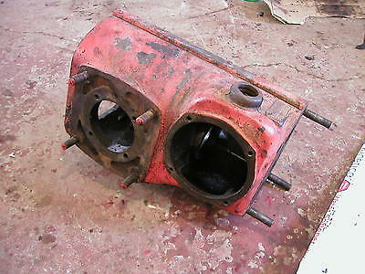 Allis Chalmers C Ca Tractor Ac Main Transmission Housing Gear Case