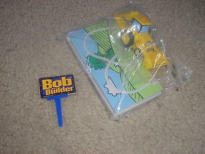 New Bob The Builder Cake Decoration Bob The Builder Cake Decorations