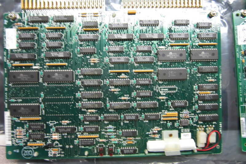 USED GE FANUC IC600LX612K PROGRAM CONTROL BOARD