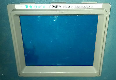 Crt Frame With Crt Filter For All Tektronix 2245-2247 2245a-2247a
