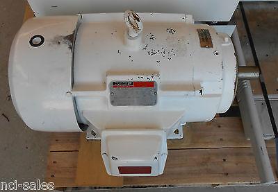 Reliance Electric 15hp Motor P25g3375e Tefc