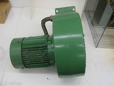 Blower Assembly With 1hp Ls Powerbloc Motor