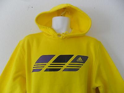 nwt~Adidas SPEED HOODY sweat shirt Fleece Training Running Jogging Top~Mens Sz M Fleece Running Sweatshirt