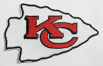 LOT OF (1) NFL KANSAS CITY CHIEFS FOOTBALL ARROW PATCH PATCHES ITEM # 26