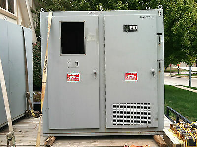 Electrical Enclosure - Large 2 Door Electrical Panel 72h X 72w X 36d