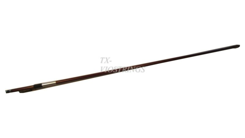 Brand New! High-Quality Brazilwood Viola Bow, Full size