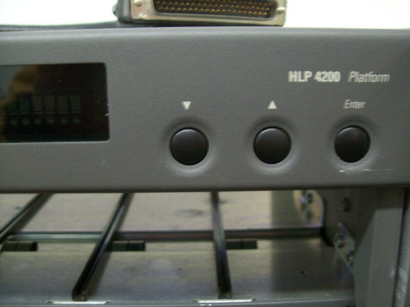 Harmonic Lightwaves HLP4200WD-2 (Chassis Only) Fast Shipping!!!