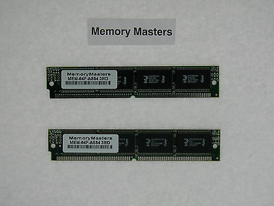 MEM-64F-AS54 64MB  (2x32MB) Flash SIMM Memory for Cisco AS5400 series