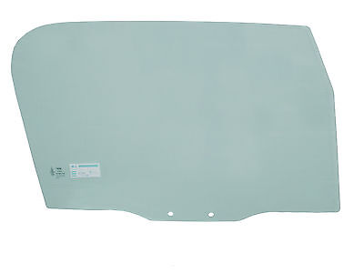 1997-2006 Jeep Wrangler and Unlimited Full Door Window Glass Driver