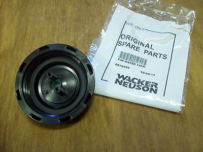 Wacker Wp1550 Wp1540 Plate Compactor Tamper Water Tank Cap -part 0079235