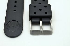 Watch band STRAP For SEIKO Divers Z-22 STRAP Watch with 2 pin 22mm  Rubber heavy