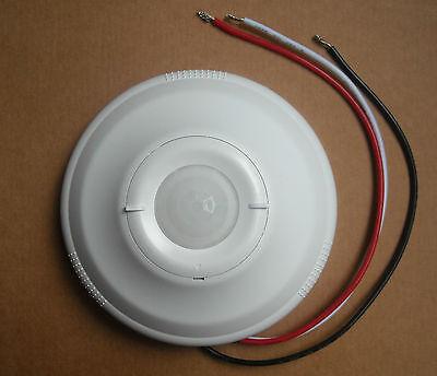 Occupancy Ceiling Mounted Pir Motion Sensor Switch 120v 277v Ac White