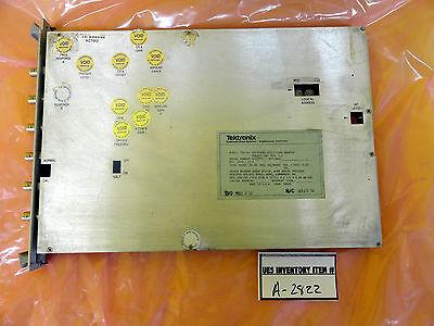 Tektronix 73a-541 Universal Digitizing Counter Used Working