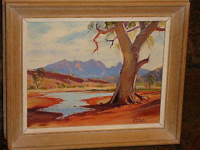 Leslie Campbell Australia   painting