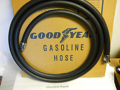 Goodyear 532012124-012-69 Gasoline Hose 34 X 12 M34x1.5 Threads New In Box