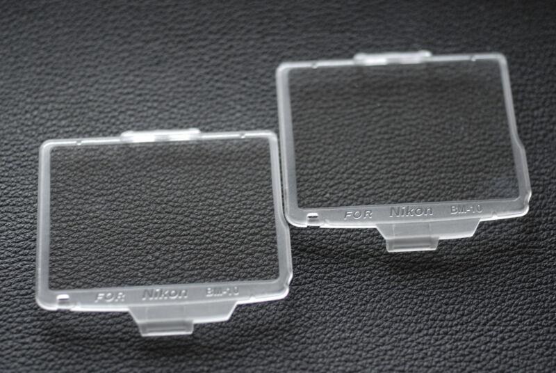 New 2 x LCD Cover for Nikon D90 BM10, BM-10