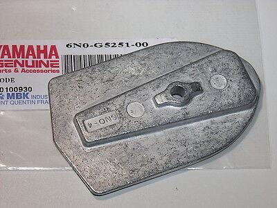 YAMAHA original  Anode Typ 6N0 für Außenborder, Bootsmotor
